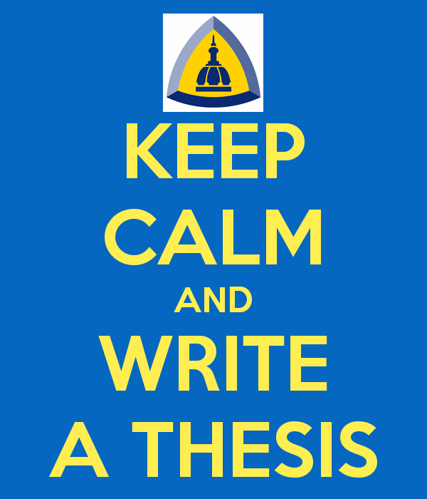 write effective thesis statement